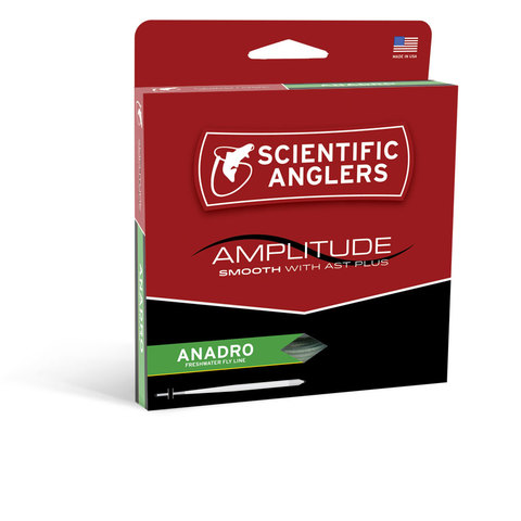 scientific anglers AMPLITUDE SMOOTH Anadro Stillwater Indicator Fly Line
