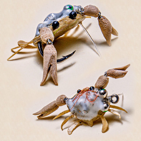 ARCUELO'S CLAWS-UP CRAB
