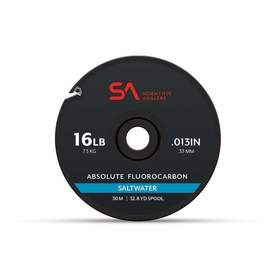 scientific anglers SA ABSOLUTE Fluorocarbon Saltwater Tippet
