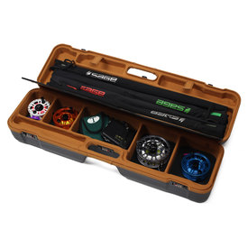 SEA RUN Luxury Fly Fishing Travel Case