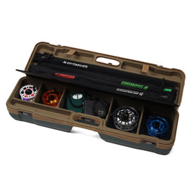 SEA RUN Premium Luxury Fly Fishing Travel Case