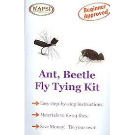 wapsi WAPSI Ant, Beetle Fly Tying Kit