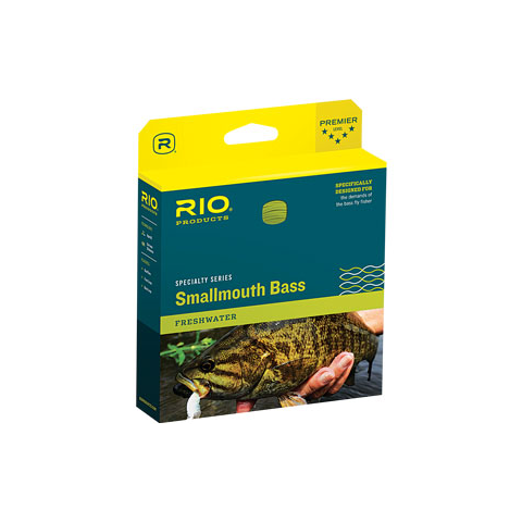 Rio RIO SMALLMOUTH BASS Fly Line