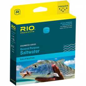 Rio RIO Coldwater General Purpose Saltwater Floating Fly Line