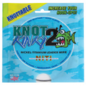 Knot-2-Kinky Knotable Wire