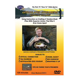 Articulated Streamers DVD