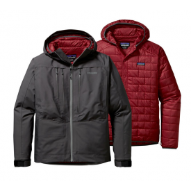 patagonia PATAGONIA 3-In-1 River Salt Jacket