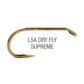 partridge PARTRIDGE L5A Dry Fly Supreme Hook
