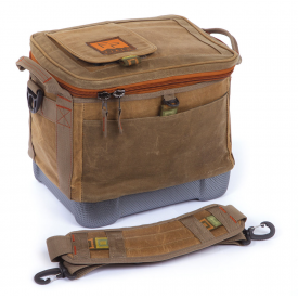 fishpond FISHPOND Blizzard Soft Cooler - WAXED CANVAS